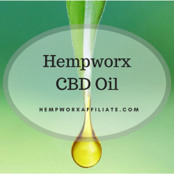 CBD oil from hempworx