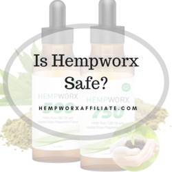 is hempworx safe