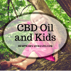CBD Oil and Kids