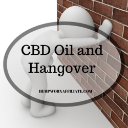 CBD Oil and Hangover