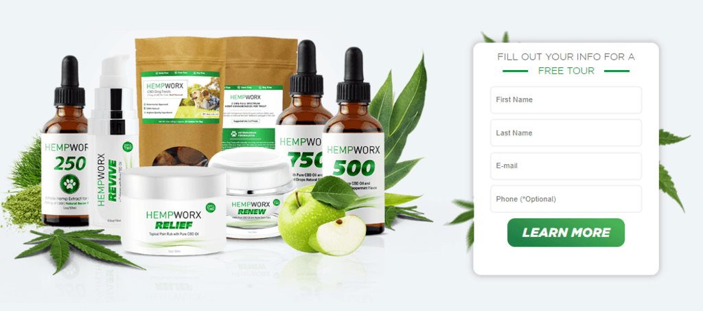hempworx business