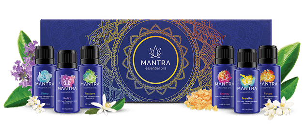 Manta Essential Oils Product Image