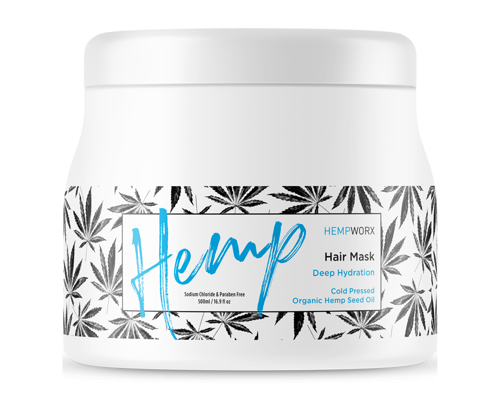 Hempworx Hair Mask Deep Hydration Product Image